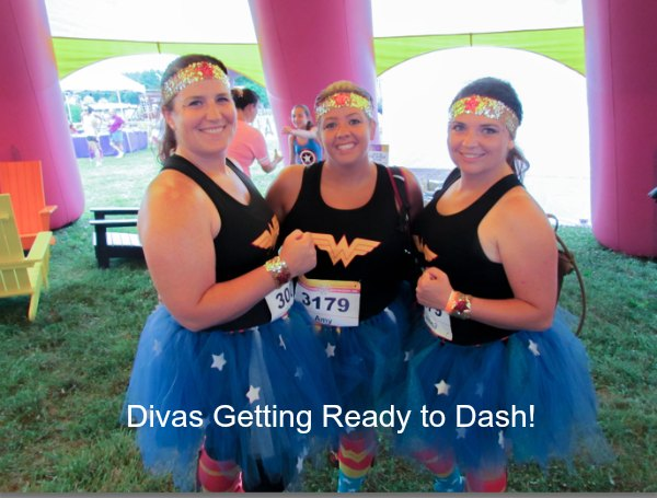 Shape Diva Dash and #CrestProHealth