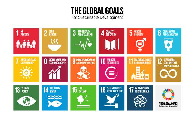 The Global Goals -- U.N. Foundation