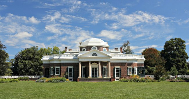 Spend the day in Charlottesville, VA, and include a visit to Thomas Jefferson's Monticello