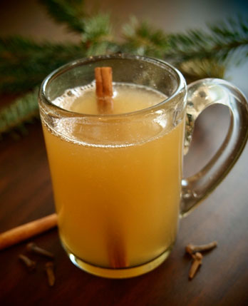 Great Christmas Cocktails: Hot Buttered Rum
