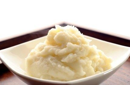 Cat Cora's Garlic Mashed Potatoes