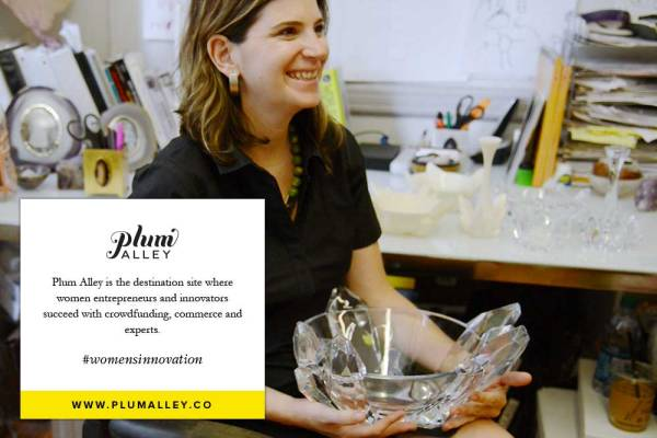 Plum Alley Crowdfunding for Women