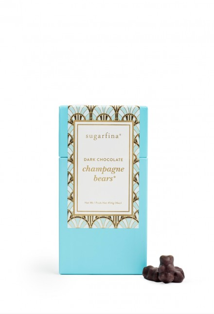 Sugarfina Chocolate Covered Champagne Gummy Bears are the perfect treat for this Valentine's Day