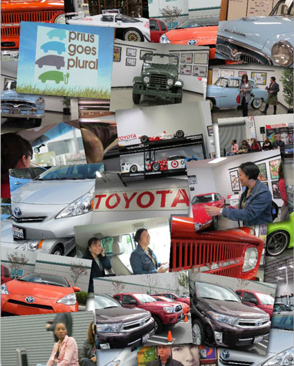 toyota women influencers network twin camp