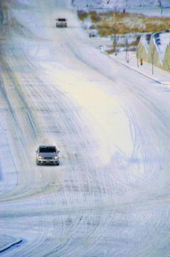 Winter Car Travel -- Safety Preparation