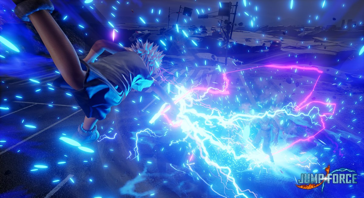 Le Jeu JUMP Force En Trailer Spcial TGS 2018 Adala News