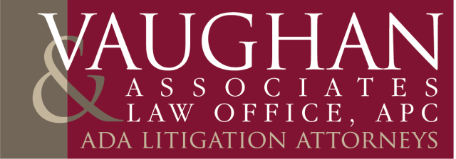 vaughan and associates cris vaughan ada law office logo