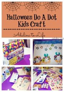 do a dot art activity