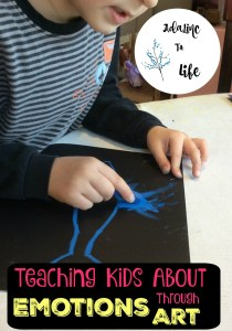 Teaching Emotions through Art
