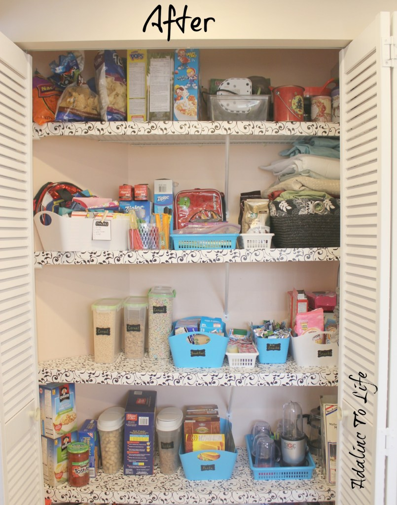 Finished pic pantry