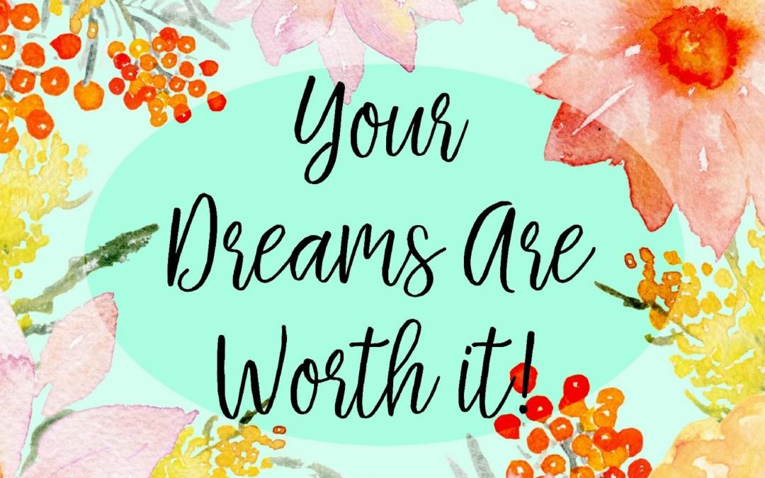 August Goals and Desktop Wallpaper to Inspire You