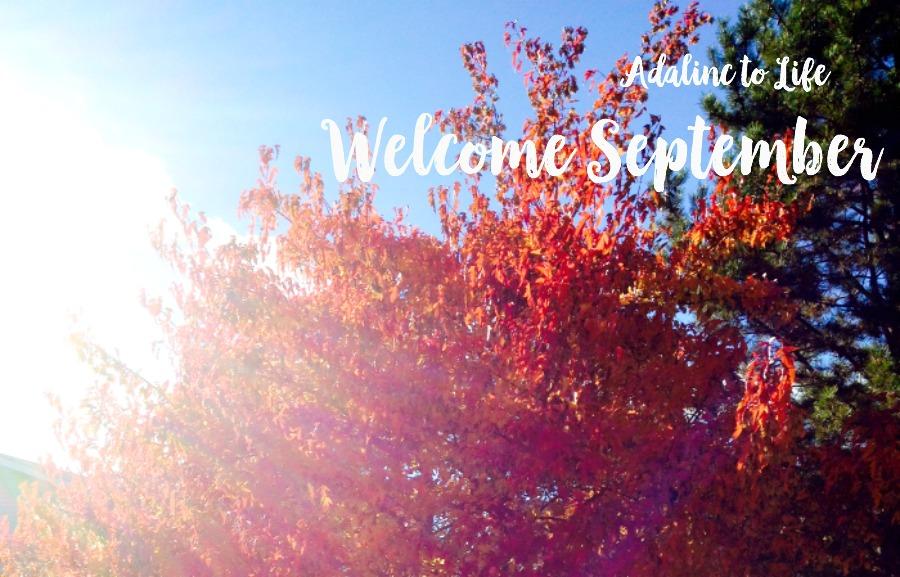 Welcome September 3