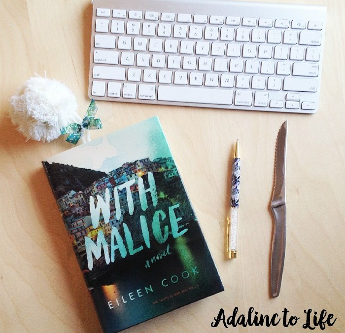 With Malice Book Review