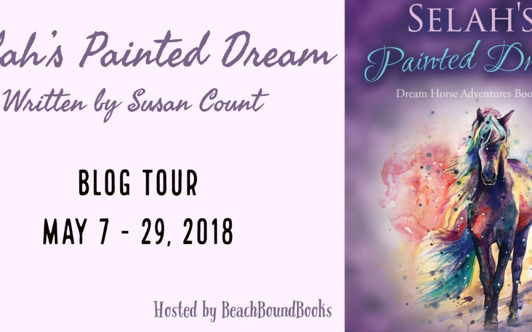 Selah's Painted Dream Book Blog Tour