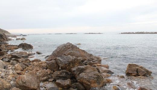 伊良湖の磯ポイント【御戸】は根魚、チヌ、シーバスと超絶いいポイント