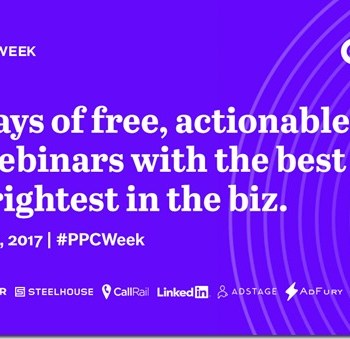 PPC Week announcement