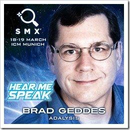 Brad Geddes at smx