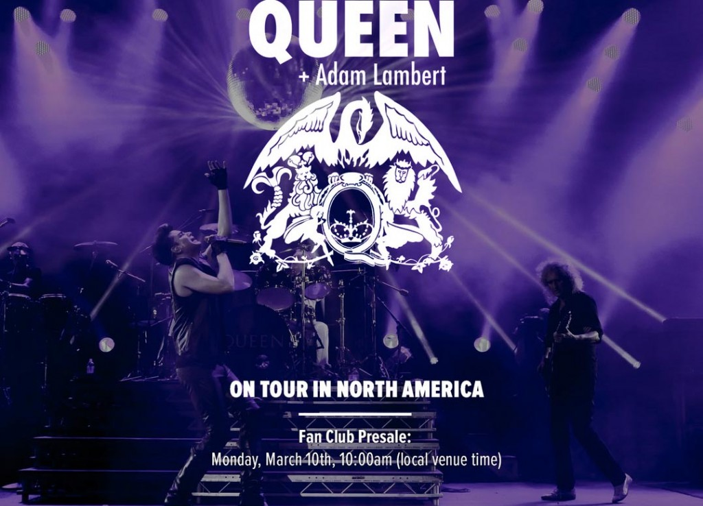 Image result for queen 2014 tour