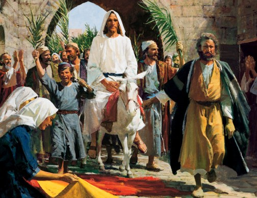 The Triumphal Entry