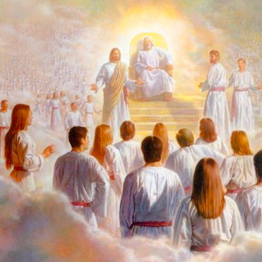 """""""Father, thy will be done, and the glory be thine forever"""""""