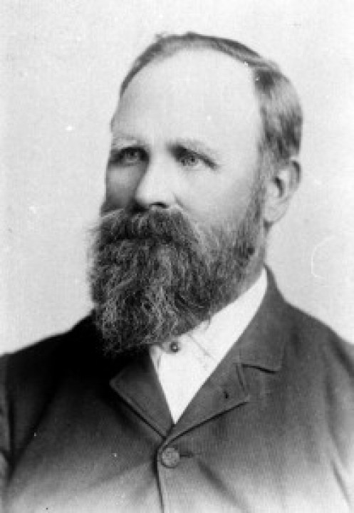 Christian Hans Monson 16 June 1837 – 23 September 1896