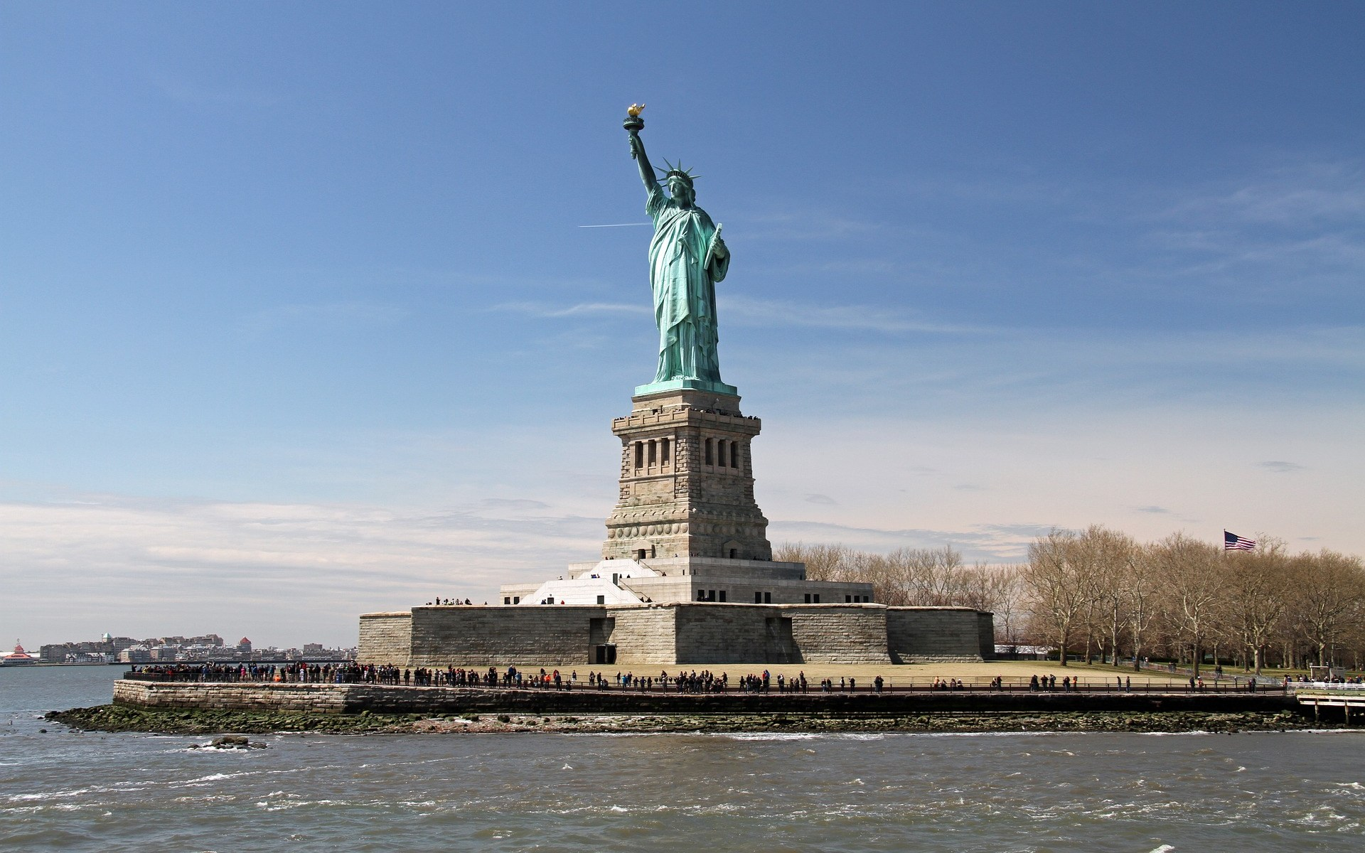 Statue Of Liberty And Ellis Island Tour Times