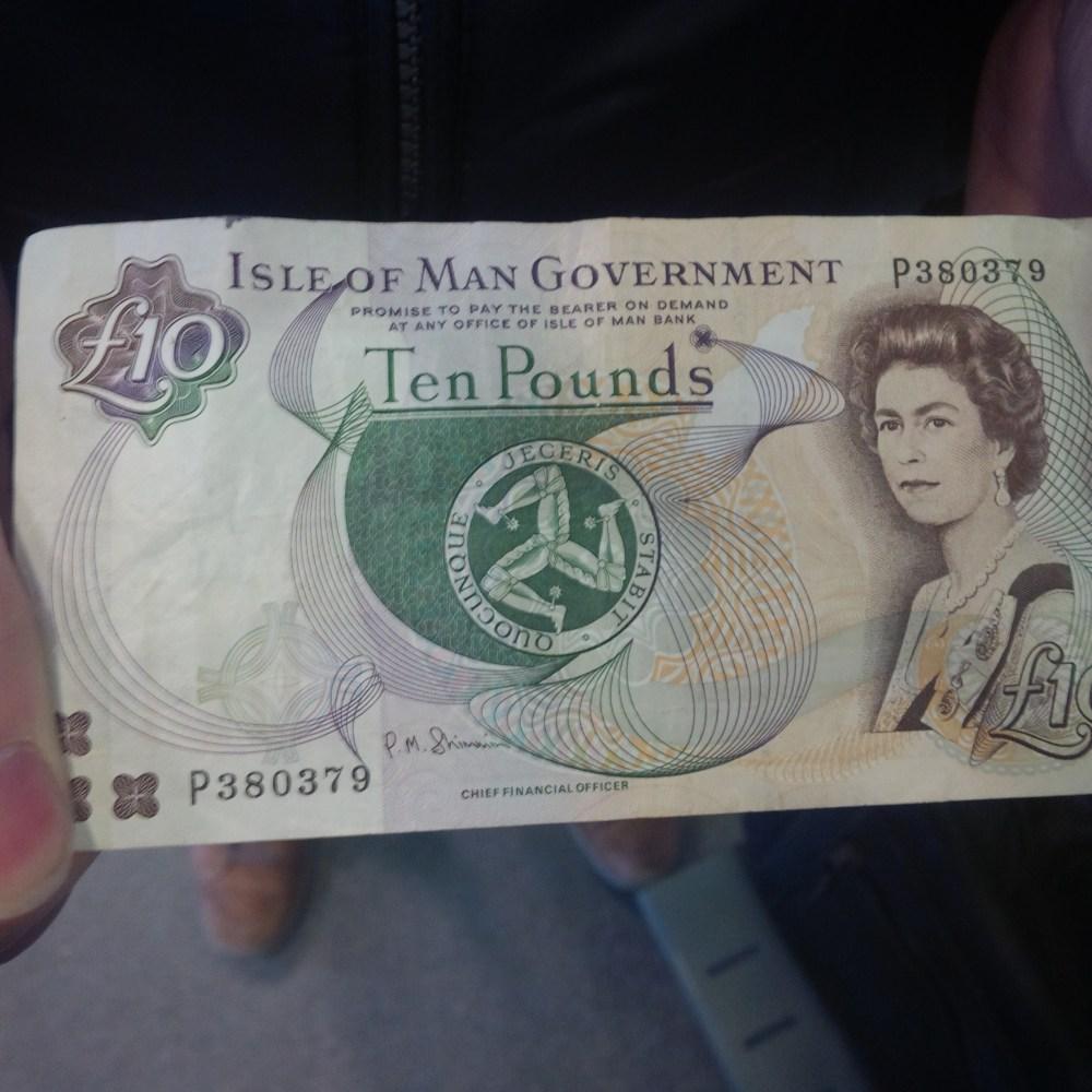 ICE Ireland 'Currency Exchange'? - NO THANKS! (3/4)