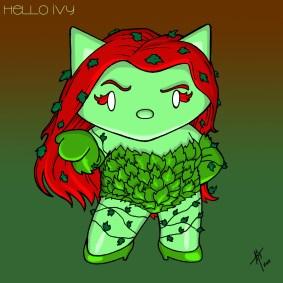 Hello Ivy