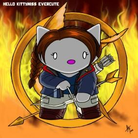 Hello Kittyniss Evercute