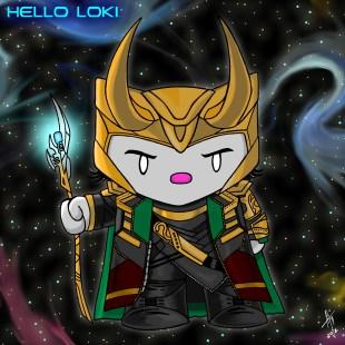 Hello Loki