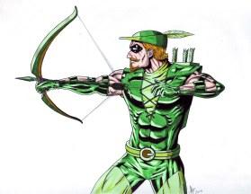 Arrow - Deadpool