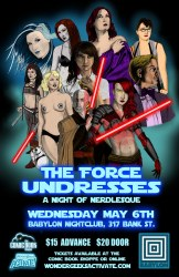 Force Undresses poster