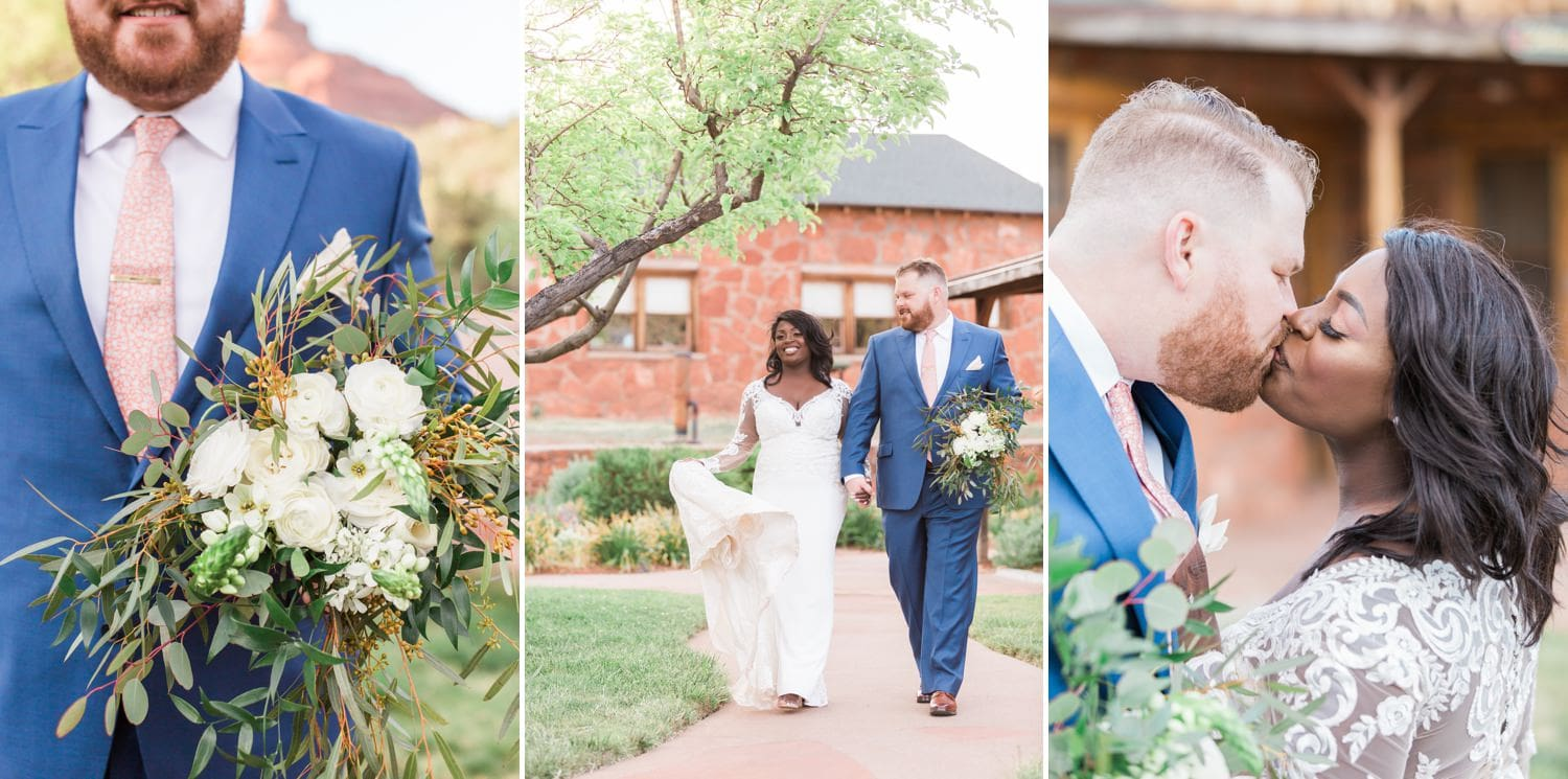Elopement at Sedona Heritage Museum