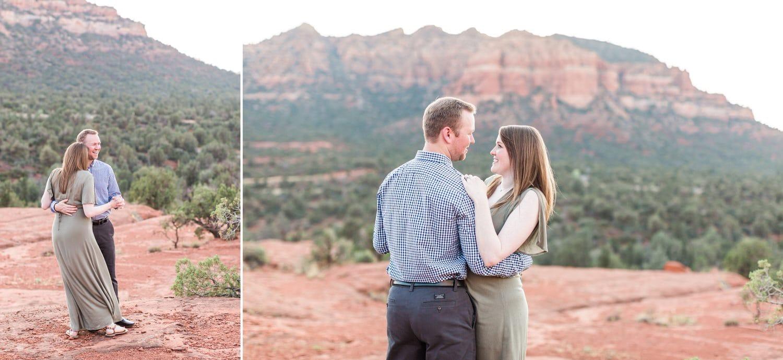 Red Rock Anniversary pics