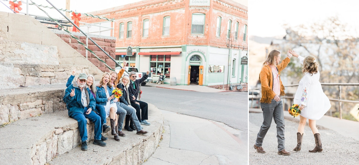 Jerome arizona Elopement