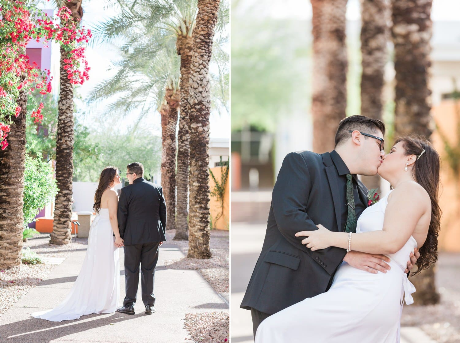 The Saguaro Wedding