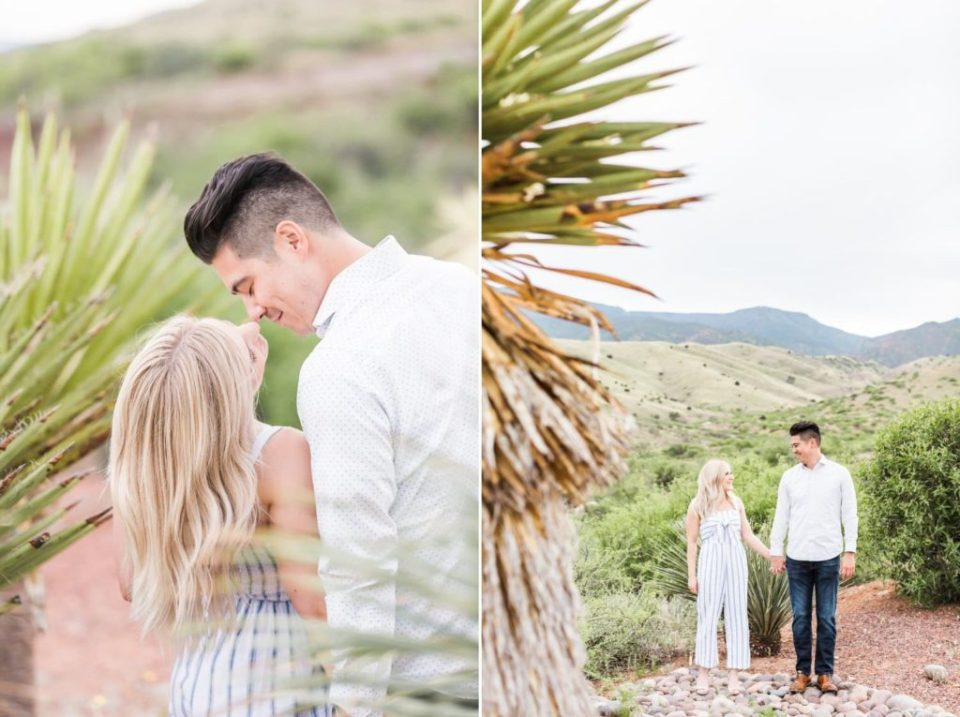 Cottonwood AZ Engagement Photos