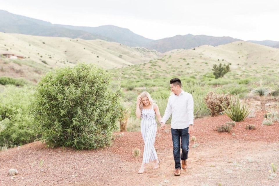 Clarkdale Engagement Photos