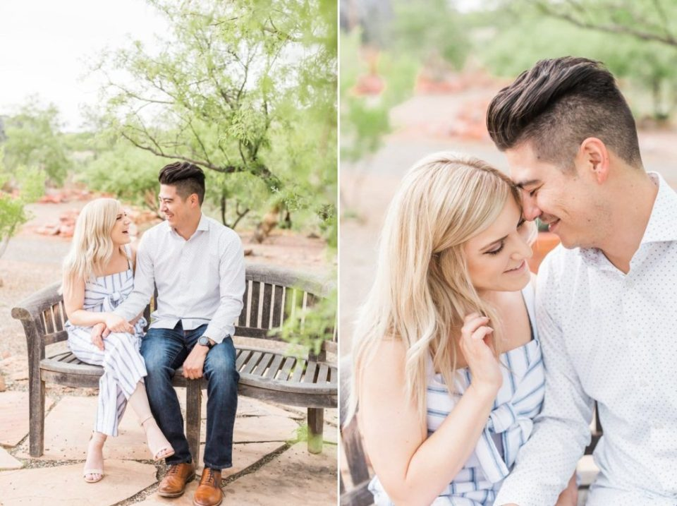 Northern Arizona Engagement Photographer