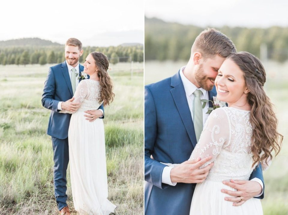 Arizona Arboretum Wedding