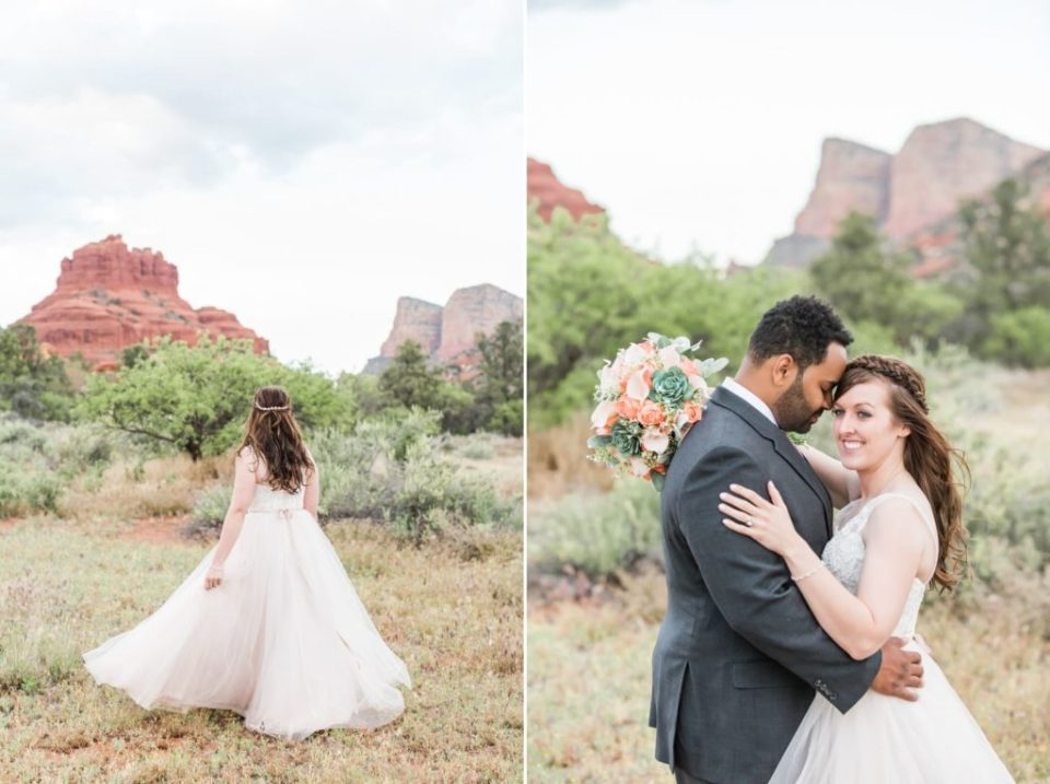 Red Agave Resort Wedding Photos