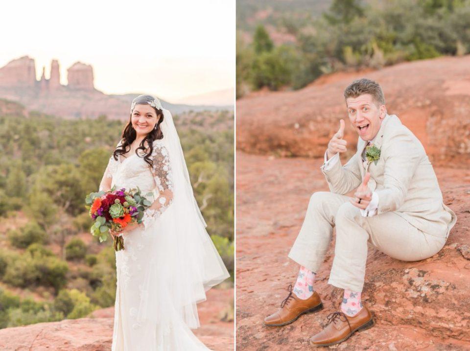 Arizona Elopement Photographers