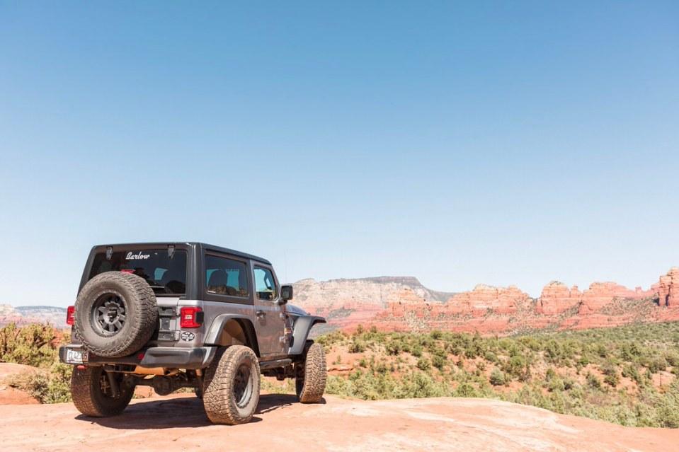 Barlow Jeep Sedona
