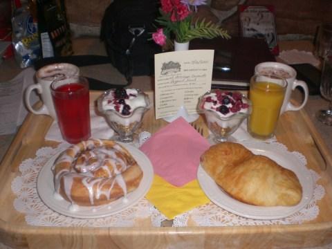 Mmmmmm....breakfast!