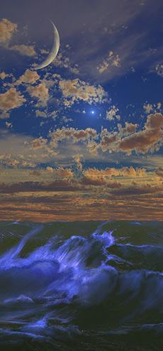 Pleiadian Ocean
