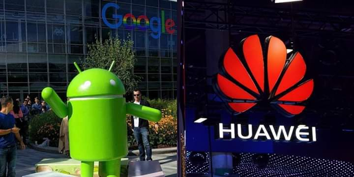 Google BLOCKS Huawei from using apps including Maps and Gmail on its phones