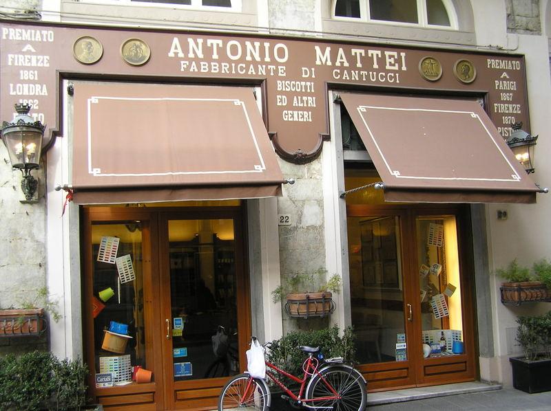 Antonio Mattei, Prato
