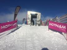 Hotham start gate