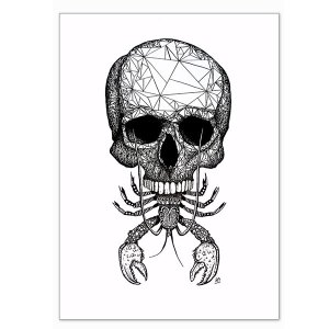 LobsterSkull-1