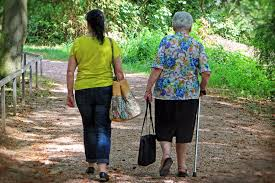Older adults may not walk 10,000 steps a day